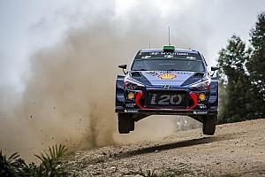 WRC News Hyundai für 2018 zuversichtlich: So werden wir Weltmeister