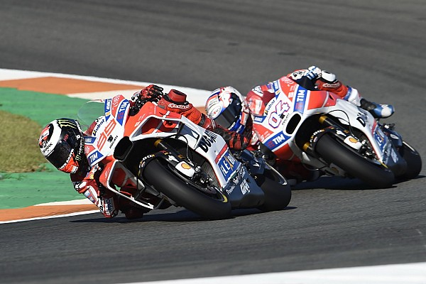 В Ducati признали свою ошибку в оценке ситуации с Лоренсо и Довициозо