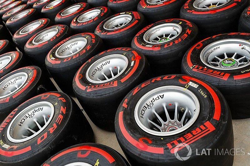 FIA akkoord met aanpassing aan banden voor drie GP's