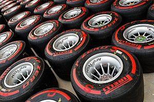 ピレリ、バルセロナなど3レースでトレッドの薄いタイヤを特別に用意