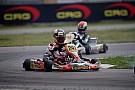 Kart Victoria de Stanek, Hiltbrand segundo y Vidales, fuera de carrera