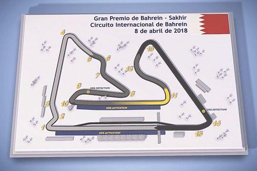 VIDEO: guía del circuito de Sakhir