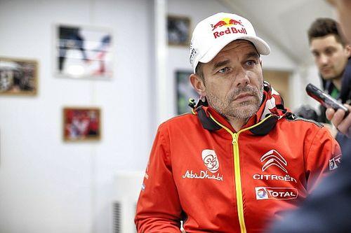 """Un Loeb """"très frustré"""" repartira samedi en Rally2"""