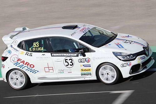 Simone Di Luca conquista entrambe le pole a Vallelunga