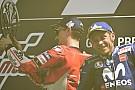 Lorenzo: Mesmo sem vencer, já era melhor que Rossi na Ducati