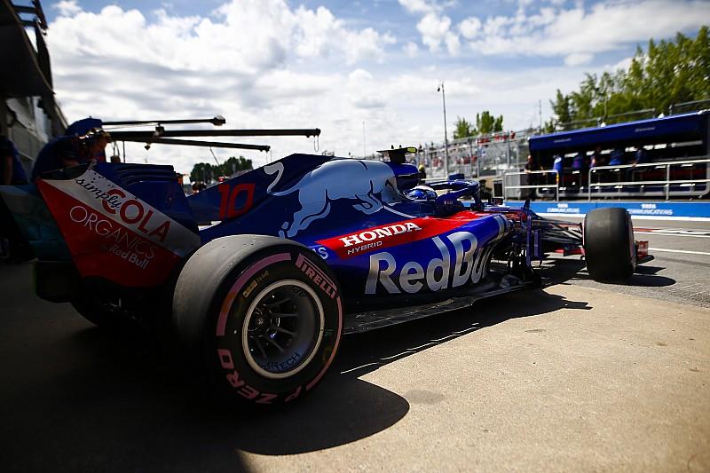 Gasly, Fransa GP'sinde yeni motora geçmek istememiş