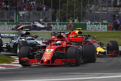 Vettel vence GP do Canadá e assume liderança do campeonato