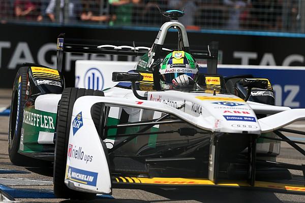Fórmula E Relato da corrida Di Grassi passa por cima da concorrência e vence em Zurique
