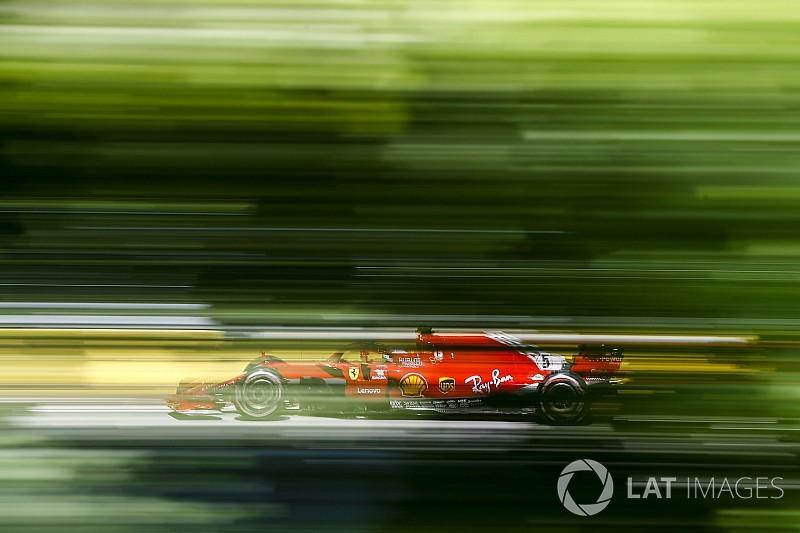 """Vettel, en pole: """"Hier, je n'étais pas content de la voiture"""""""