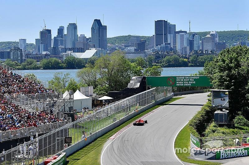 【動画】F1第7戦カナダGP コース紹介オンボード映像