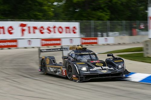Detroit IMSA: Albuquerque tops warm-up for AXR