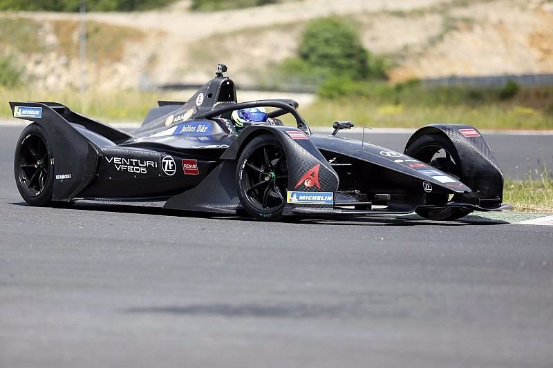 Massa completa sus primeros 800 km en un Fórmula E