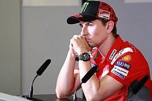 Sebelum didepak Ducati, Lorenzo dekati Honda