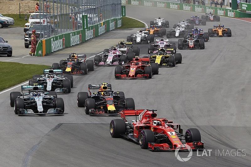 """Coronel over gebrek aan spektakel in F1: """"Inhaalprobleem is niet nieuw"""""""