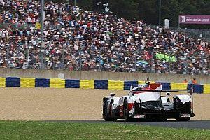 Le Mans: Alonso acaricia la victoria en Le Mans y da el relevo a Nakajima