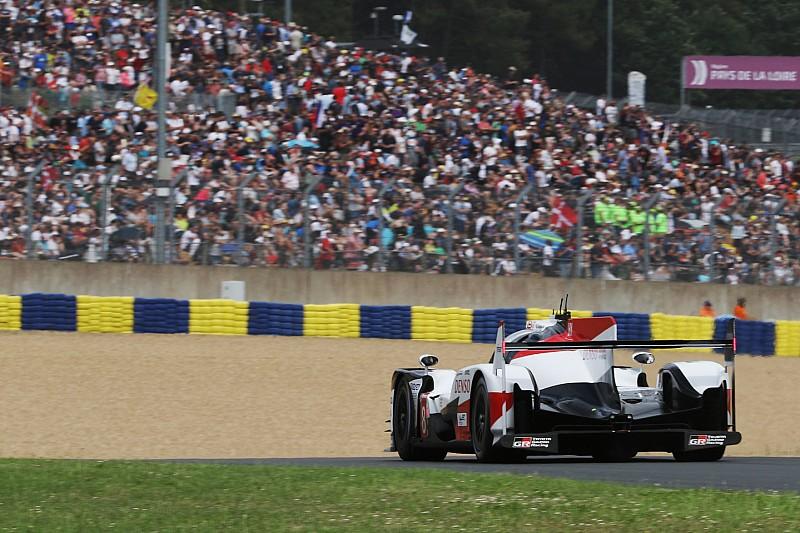 Alonso y el Toyota #8 se acercan a la victoria en Le Mans
