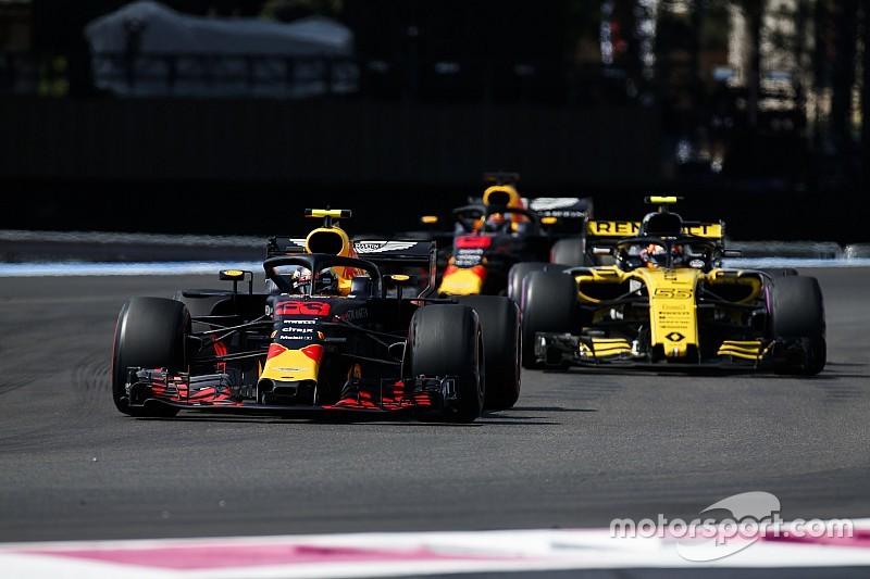 """Renault: """"Spec C levert op Monza 0,3 seconde per ronde op"""""""