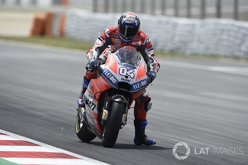 Warm-up - Dovizioso donne le ton avant la course