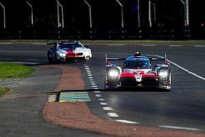 Conway lidera en las primeras dos horas en Le Mans