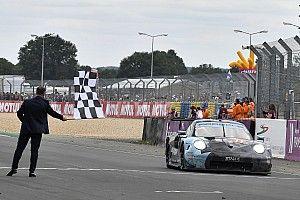 Julien Andlauer, plus jeune vainqueur de l'Histoire au Mans