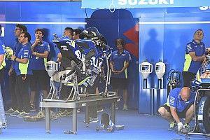 Des améliorations moteur encore en vue pour Suzuki cette saison
