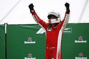 """Montezemolo: """"Vettel può vincere il titolo, ma non deve avere troppa pressione addosso"""""""