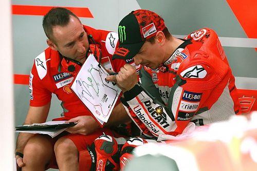 """Lorenzo: """"Non volevo quella gomma, è stato un malinteso con Gabarrini"""""""