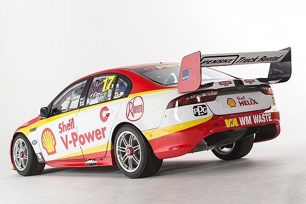 Penske extends Shell deal, re-signs co-drivers