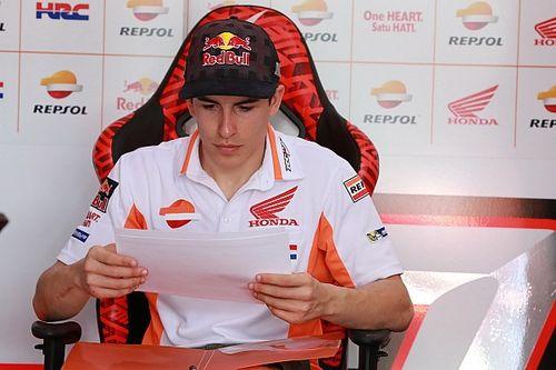 Honda-Motor im Fokus: Marquez trotz Rückstand nicht beunruhigt