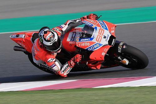 Lorenzo: Ducati GP18 henüz doğal sürüş tarzıma uymuyor