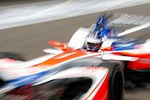 Mexico City ePrix: Rosenqvist pole'de, da Costa ikinci