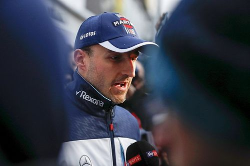 Kubica set for second Manor LMP1 test