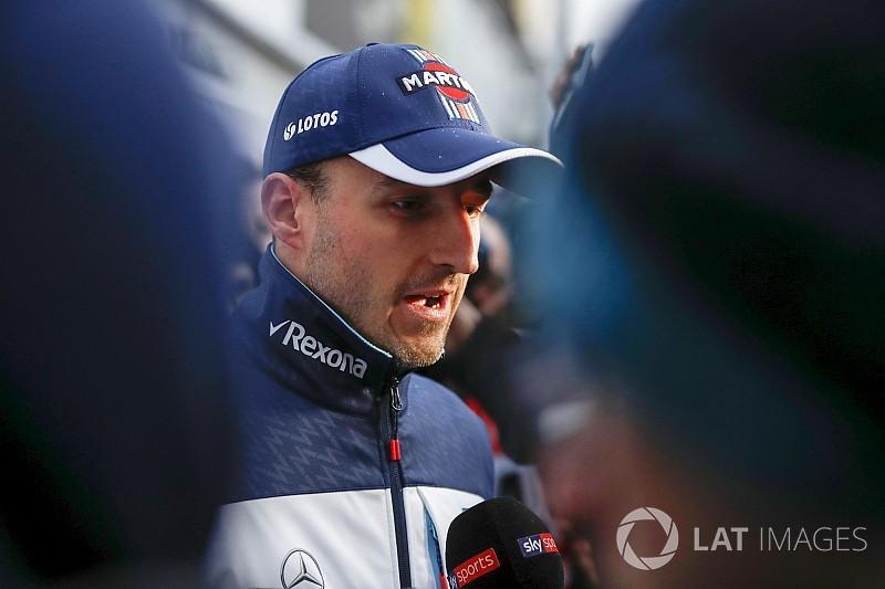Kubica ismét tesztelni fogja a Manor WEC-autóját