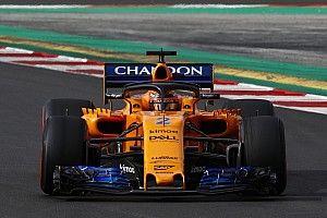"""McLaren blinkt uit op laatste testdag: """"Wagen presteert zoals verwacht"""""""