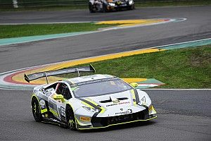 Lamborghini World Final: Harata tops first Am/Cup qualifying