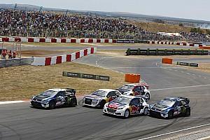 World Rallycross Breaking news FIA announces cost-cutting measures for World Rallycross