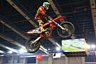 MOTOSİKLET Ivanov, İstanbul Supercross'ta yıldızlaştı