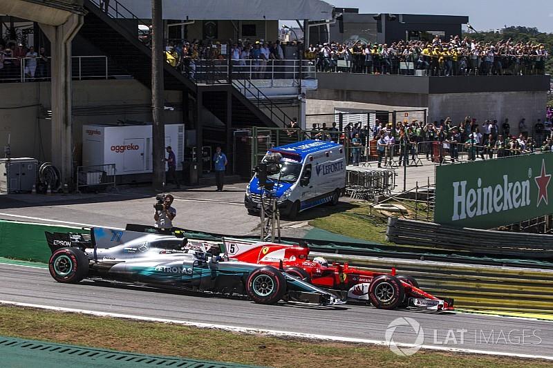 """Villeneuve calificó a Bottas como """"un buen número dos"""""""