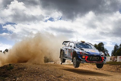 Avustralya WRC: Cuma gününü Mikkelsen ilk sırada tamamladı