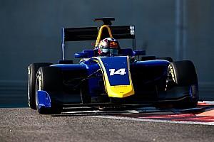 GP3 Test raporu Üç günlük GP3 Abu Dhabi testlerini Kari ve Catsburg ilk sırada tamamladı