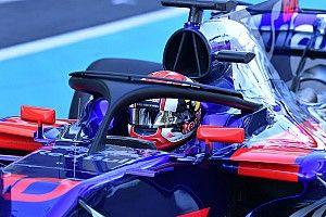 Gallery: Key tech shots from Abu Dhabi F1 test