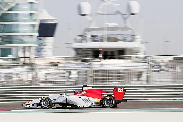 GP3 Noticias de última hora Laaksonen pasa a la GP3 con Campos Racing para 2018
