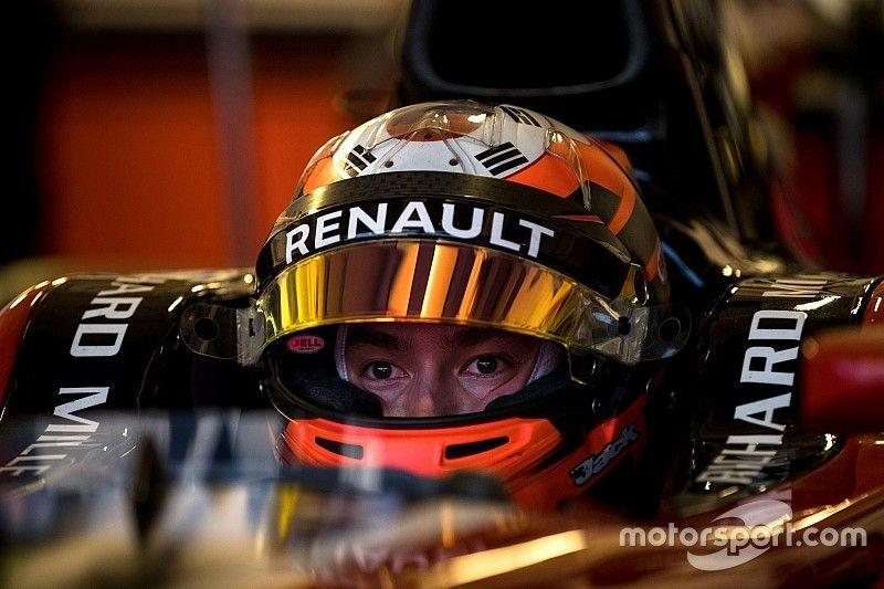 Academia da Renault confirma sete pilotos para 2018