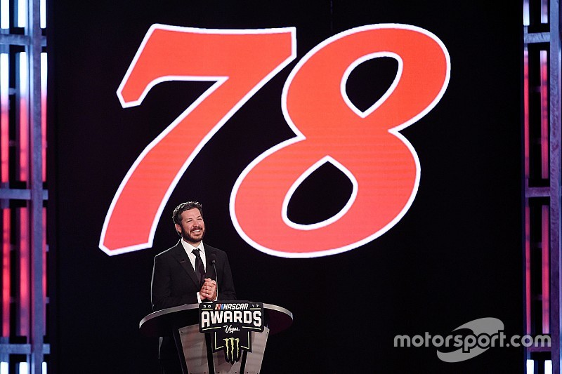 Truex Jr. thrilled to carry on the legacy of The Champion's Journal