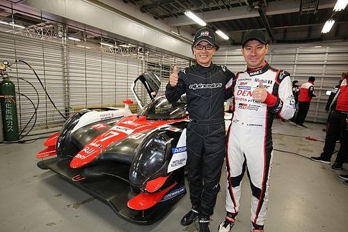 トヨタGRカンパニー友山氏、TS050を試走「いつかWEC技術を市販車に」