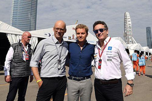 Rosberg ha investito nella F.E e guiderà la Gen2 a Berlino!