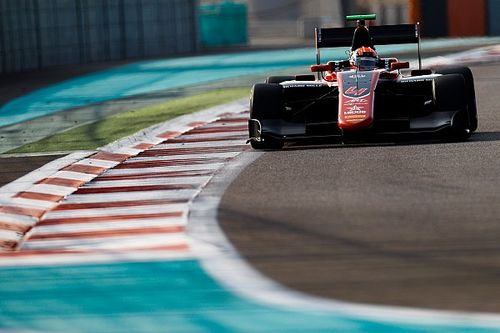 Mazepin, probador de Force India, debutará en GP3 con ART