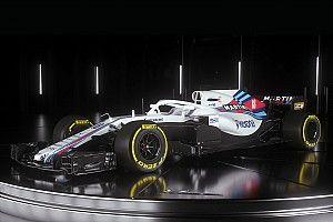 威廉姆斯2018年赛车FW41亮相