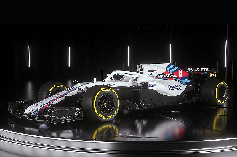 Williams presentó su monoplaza para 2018