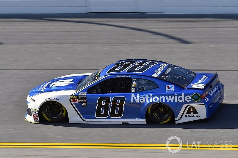 Bowman toma la pole position para la Daytona 500